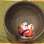 裕の輪 - 料理写真:ガトーショコラ