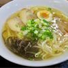 大島 - 料理写真:いりこラーメン