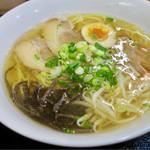 大島 - いりこラーメン