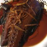 野口鮮魚店 - 煮魚(400円)