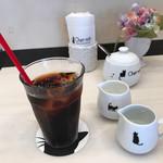 シャ・ノワール - SETのICEコーヒー