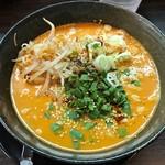 申手延麺 - 担々麺