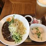 春水堂 - ジャージャー麺