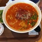 春水堂 - 連れの担々麺