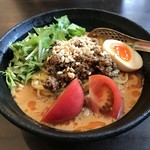 70673588 - 限定冷し担々麺(880円)