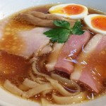 麺屋 久仁衛 - 特製醤油ラーメン