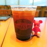 SEATTLE'S BEST COFFEE - アイスコーヒー ¥350