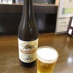 70677055 - 瓶ビール(中瓶) 540円 (2017.7)