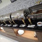ホテル呉竹荘トーニュム84 ハノイ - 朝食