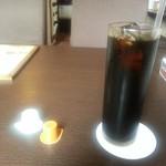 アニバーサリー - ランチセットのドリンク(アイスコーヒー)