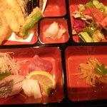 Tsukiusagi - ランチの御膳