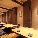 全席個室九州酒場 灯 - 宴会も最大50名様まで対応可能です。
