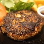 ウィッフィ - 尾崎牛のハンバーグ