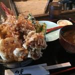 70680896 - ♪天丼(大)¥1000
