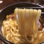 中川屋カレーうどん -