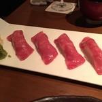 70681131 - 肉寿司