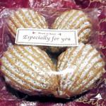 Hohes Lob - シェル型のクッキー系焼き菓子