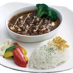 カフェ レルブ - 【ランチ】牛肉と玉葱のハヤシライス