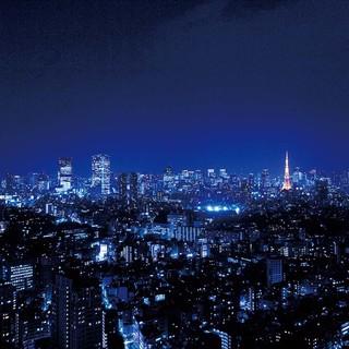 ガーデンプレイス最上階からの夜景をお楽しみください