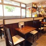 カナピナ - テーブル2名様×1
