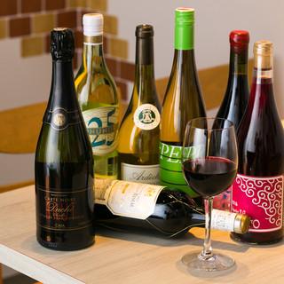 美味しい料理には美味しいお酒を○料理によく合うとびきりワイン