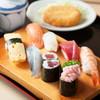 Ikkei - 料理写真:おまかせランチ