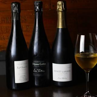 美味しいビオ、クラシカルワインに特化してます。