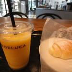 ディーン&デルーカ ホームキッチン&ベーカリー - 料理写真:豆乳ロール