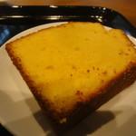 ディーン&デルーカ ホームキッチン&ベーカリー - サワーオレンジパウンドケーキ