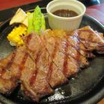 白金ビーフ - 【国産熟成牛サーロインステーキ】
