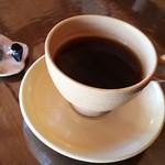 夢・コーヒー - ドリンク写真:ホットコーヒー(300円)