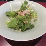 白金ビーフ - 【サラダ】