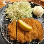 蓮田サービスエリア(下り線)レストラン - ひれかつ