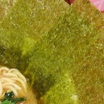 金也 - 海苔増しは5枚100円。