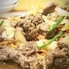ハレルヤ - 料理写真:長年愛されてきた自慢の一品、牛プルコギ