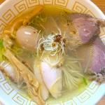70698127 - 特製塩らぁ麺 ¥1000