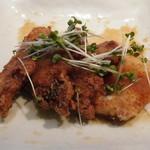ニジール - カジキマグロの竜田揚げ霙煮