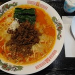 70699143 - 坦々麺+タピオカココナッツミルク