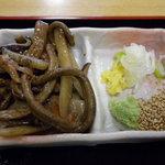 肉汁うどん青柳 - 糧_2011-03-07