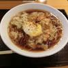 いわもとQ - 料理写真:玉子天そば450円