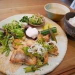 ピパーチキッチン - 県産魚のソテー