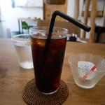 ピパーチキッチン - アイスコーヒー♪