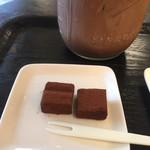 サタデイズ チョコレート ファクトリー カフェ - ブリックス