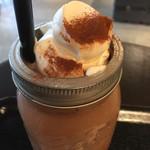 サタデイズ チョコレート ファクトリー カフェ - アイスチョコレートドリンク