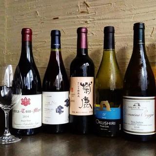 日本ならではのテロワールを活かした和ワインと料理のマッチング