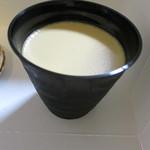 パレスベーカリー - 和三盆のプリン