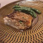 アレグロ コン ブリオ - 真鯛のポワレ
