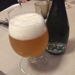 アレグロ コン ブリオ - コリアンダー(パクチー)の入ったビール