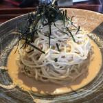 味華 - 冷麺:ゴマダレ