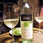 ワインバル ピノ - 白ワイン